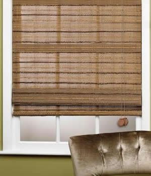 Amazon.com: Made-to-Order, Super Saver Woven Wood Shades, 58W x .