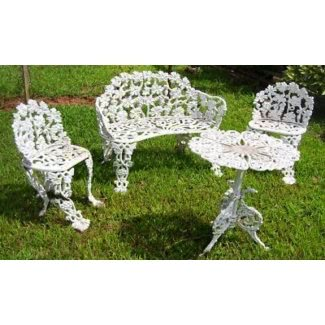 Wrought Iron Patio Furniture Sets - Ideas on Fot