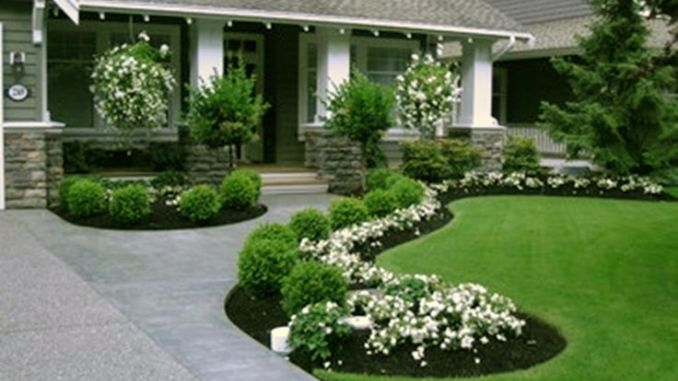 9 Gorgeous Front Yard Designs for the Sidewalk Garden (15 photos .
