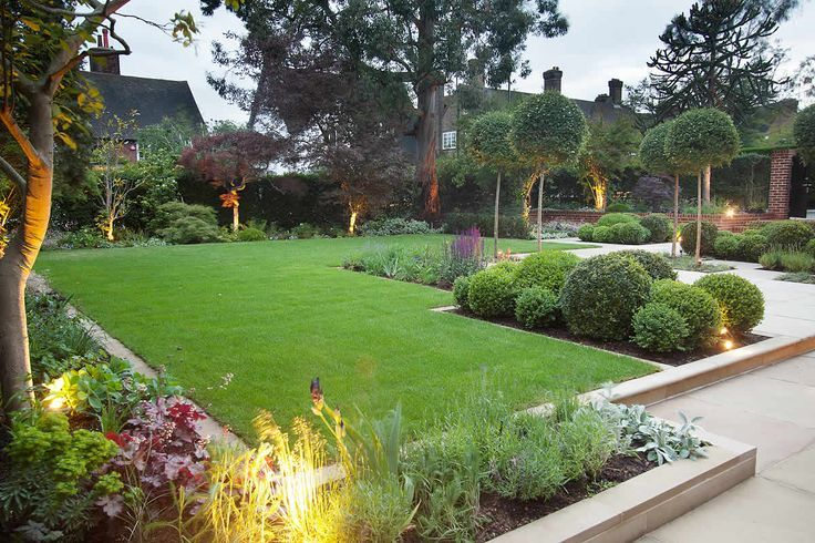 50 Modern Front Yard Designs and Ideas | Modern garden design .