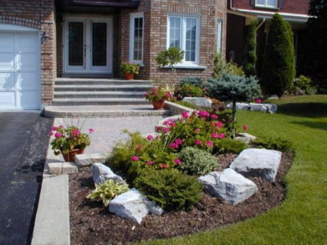 10 Stunning Front Yard Designs For A Beautiful Home Display .